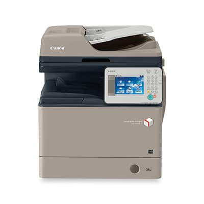 Canon imageRUNNER ADVANCE 400iF Black and White Multifunction Printer/Copier