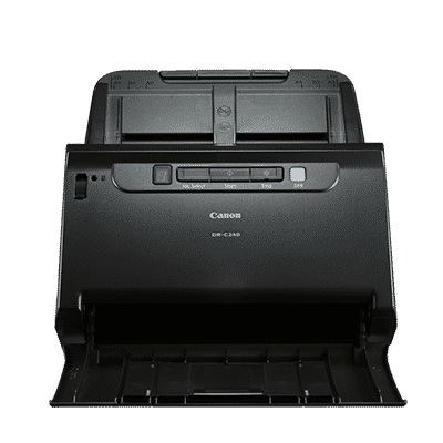 Canon iF DR C240 Side 580x580