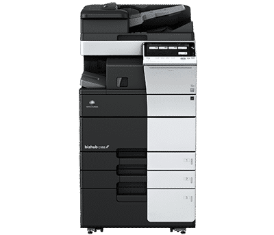 Konica Minolta Bizhub C558 Multifunction Color Printer