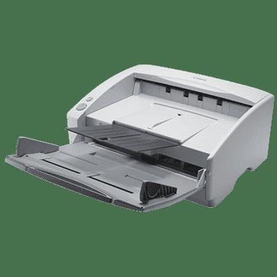 Scanner Canon Image FORMULA DR-6030C Side