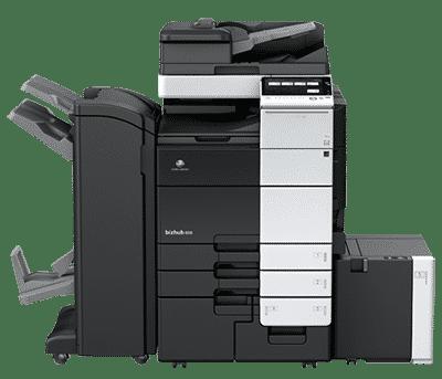 bizhub printer