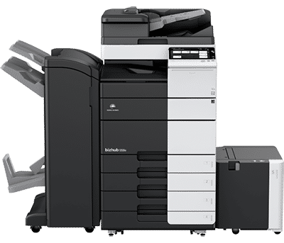 konica minolta bizhub printer copier