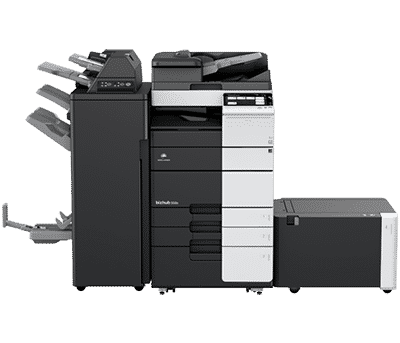 konica minolta bizhub printer dealer