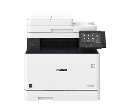 Color Laser | Color imageCLASS MF735Cdw | Canon Multifunction Printer