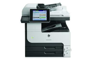 Hp Laserjet Enterprise M725dn Multifunction Laser Printer