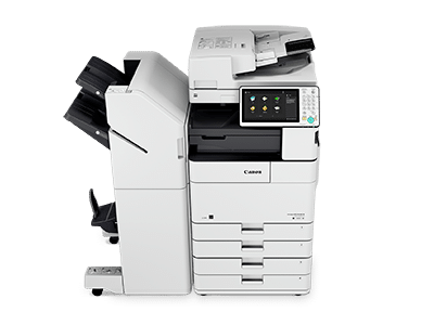 Multifunctional photocopier and printer - Canon 4500 series III - 8