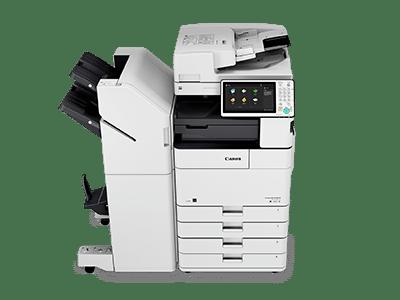 Multifunctional photocopier and printer - Canon 4500 series III - 8