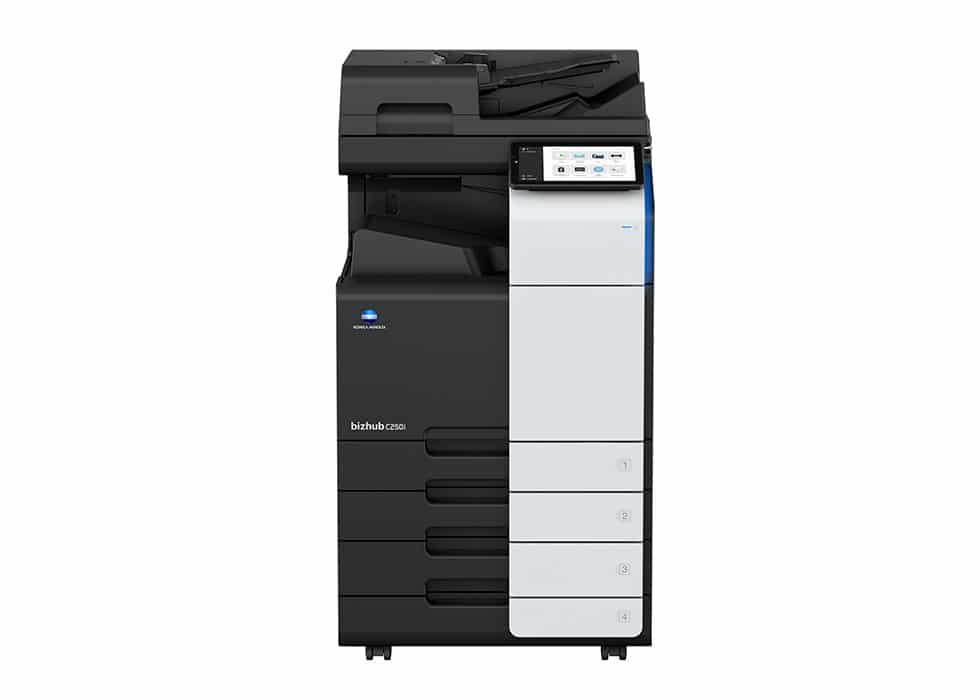 Konica Minolta Bizhub C250i Multifunction Printer