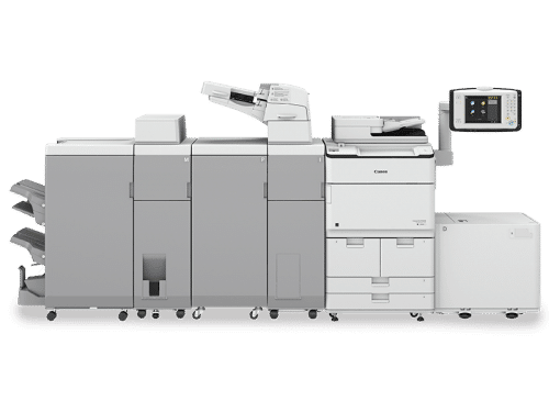 Canon imageRUNNER ADVANCE 8700 Series