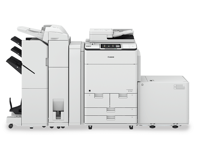 Canon imageRUNNER ADVANCE DXC7700 Series