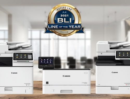 Canon Receives Eight Awards from Keypoint Intelligence