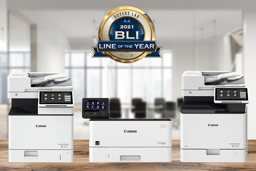 BLI Awards A4 Line of the Year